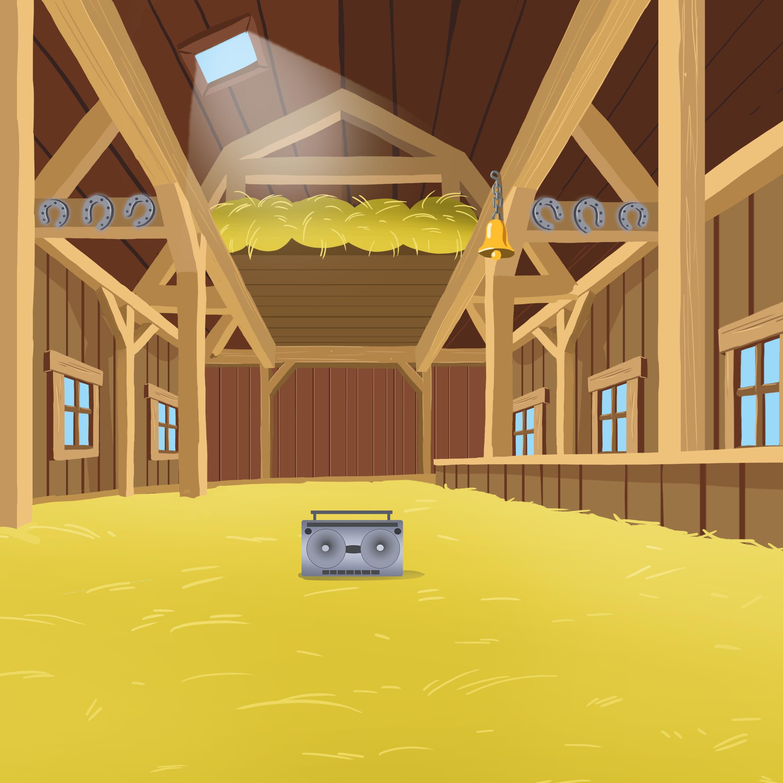 matyldina farma stodola