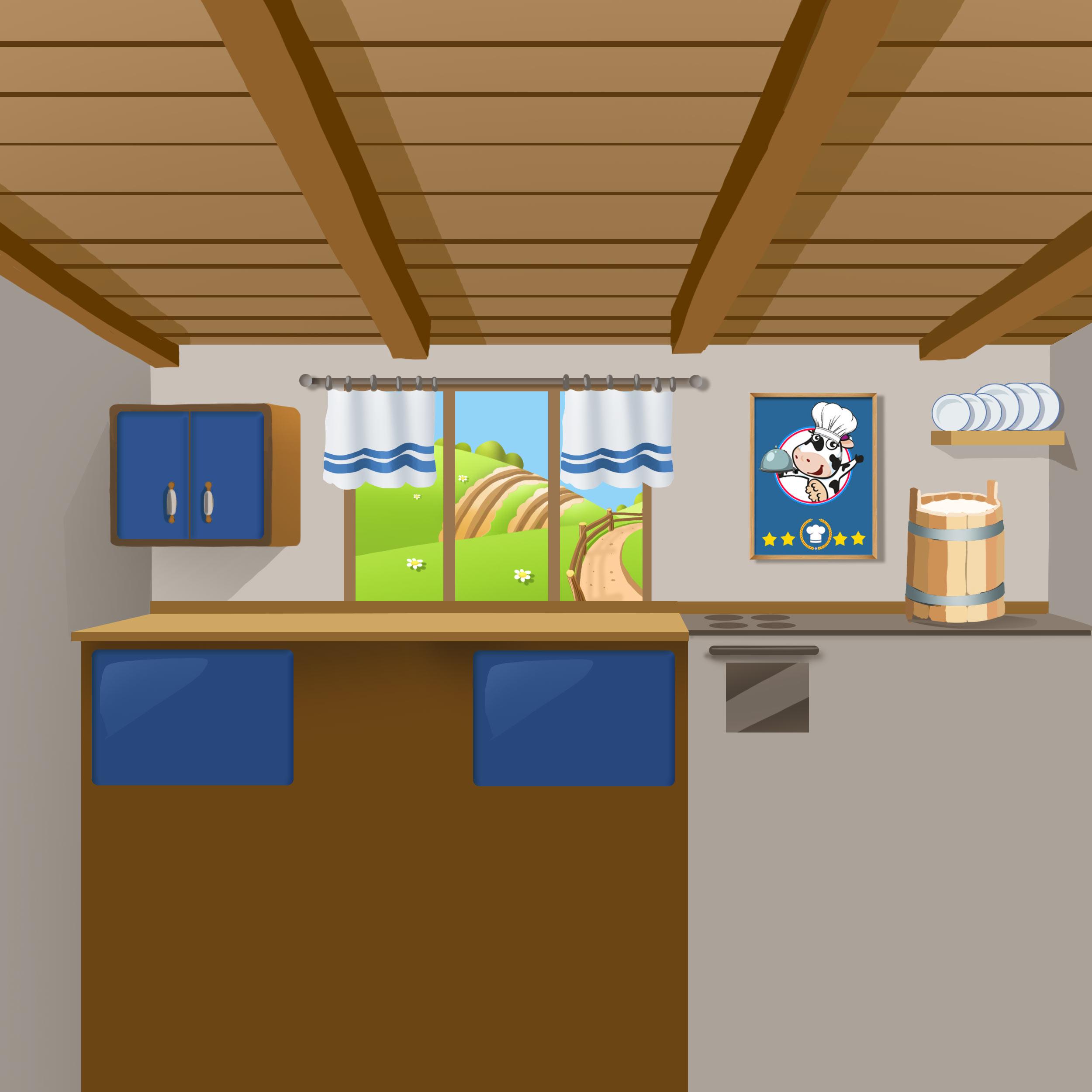matyldina farma kuchyn