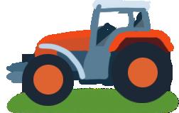 matyldina farma traktor